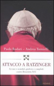 Attacco a Ratzinger
