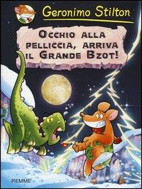 Occhio alla pelliccia, arriva il grande Bzot!