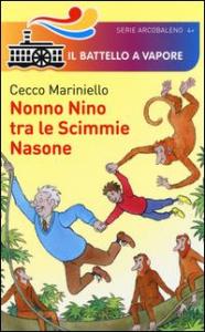 Nonno Nino tra le scimmie nasone