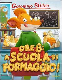 Ore 8: a scuola di formaggio