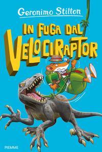 In fuga dal Velociraptor