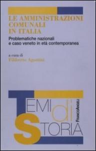 Le amministrazioni comunali in Italia