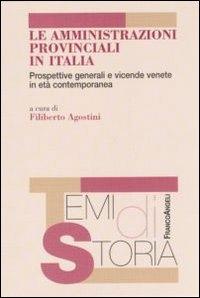 Le amministrazioni provinciali in Italia