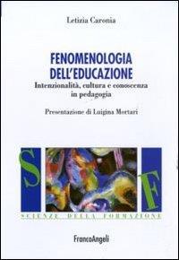 Fenomenologia dell'educazione