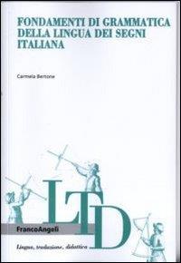 Fondamenti di grammatica della lingua dei segni italiana