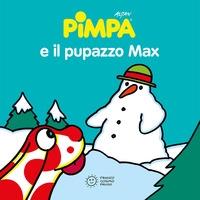 Pimpa e il pupazzo Max