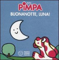 Pimpa buonanotte luna!