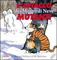 L' attacco dei mostri di neve mutanti