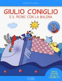 Giulio Coniglio e il picnic con la balena