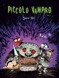 Piccolo vampiro / sceneggiatura e disegni di Joann Sfar ; colore Walter. Vol. 2