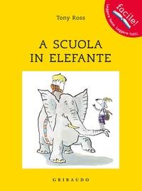 A scuola in elefante