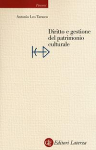 Diritto e gestione del patrimonio culturale