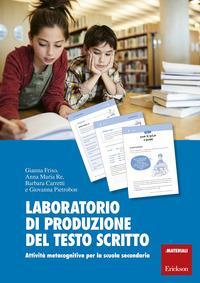 Laboratorio di produzione del testo scritto
