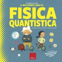 Il dr. Albert presenta il mio primo libro di fisica quantistica