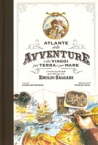 Atlante delle avventure e dei viaggi per terra e per mare