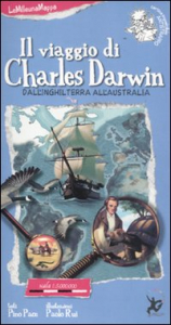 Il viaggio di Charles Darwin dall'Inghilterra all'Australia