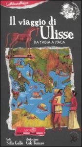 Il viaggio di Ulisse da Troia a Itaca