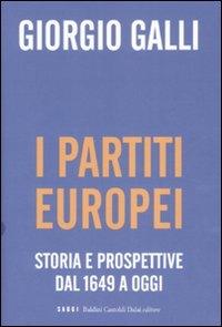 I partiti europei