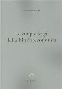 Le cinque leggi della biblioteconomia