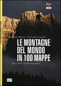 Le montagne del mondo in 100 mappe