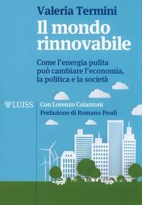 Il mondo rinnovabile