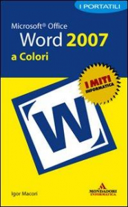 Microsoft Office Word 2007 a colori