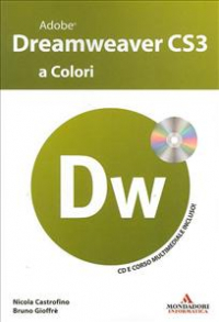 Adobe Dreamweaver CS3 a colori