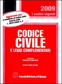 Il Codice Civile e leggi complementari