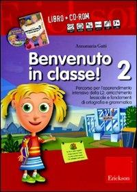 Benvenuto in classe  2