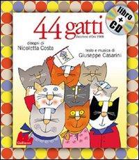 [audioregistrazione]  44 gatti