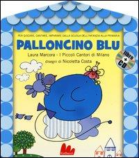Palloncino blu