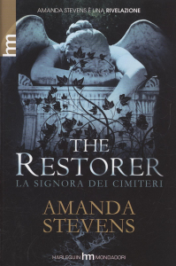 La signora dei cimiteri. The restorer