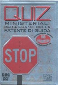 Quiz ministeriali per l'esame della patente di guida [Documenti elettronici]