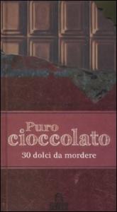 Puro cioccolato