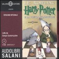 [audioregistrazione]  Harry Potter e la pietra filosofale
