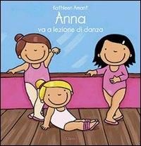 Anna va a lezione di danza