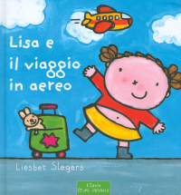 Lisa e il viaggio in aereo