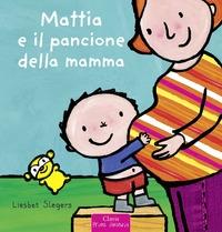 Mattia e il pancione della mamma