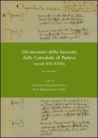 Gli inventari della Sacrestia della Cattedrale di Padova