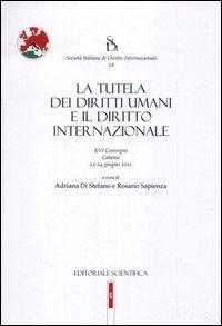La tutela dei diritti umani e il diritto internazionale