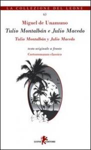Tulio Montalbàn e Julio Macedo