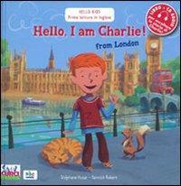 Hello, I am Charlie!