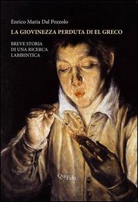 La giovinezza perduta di El Greco