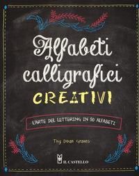 Alfabeti calligrafici creativi