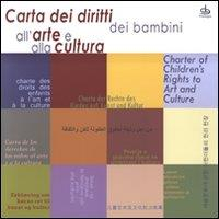 Carta dei diritti dei bambini all'arte e  alla cultura