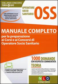 Manuale per operatore socio sanitario (OSS)