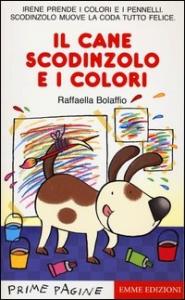 Il cane scodinzolo e i colori