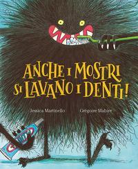 Anche i mostri si lavano i denti