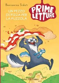 Un pezzo di pizza per la puzzola
