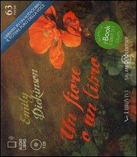 Un fiore o un libro
